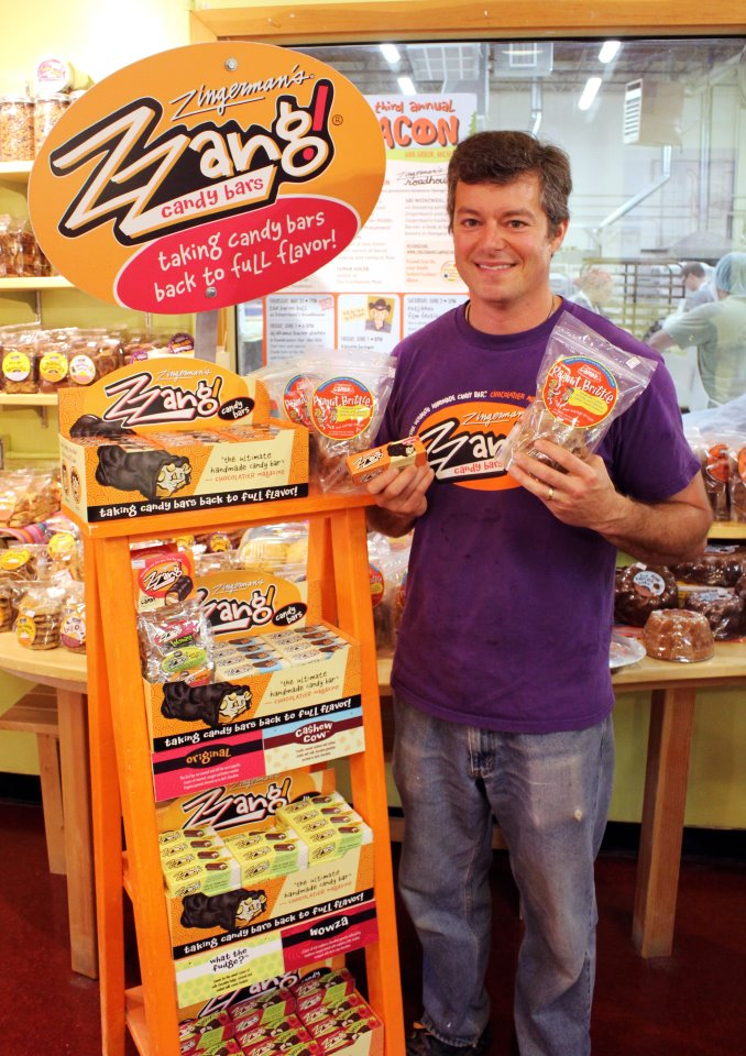 Charlie Frank, Zingerman's Candy Manufactory