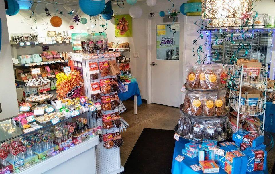 Zingerman's Candy Manufactory Retail Store Inerior